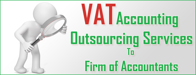 AccountsAid offers VAT accounting services outsourcing