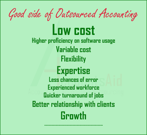 outsourced accounting benefits
